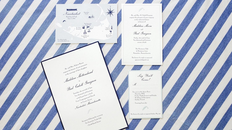 Martha Stewart Wedding Invitation: Wedding Invitations, Cards & Stationery