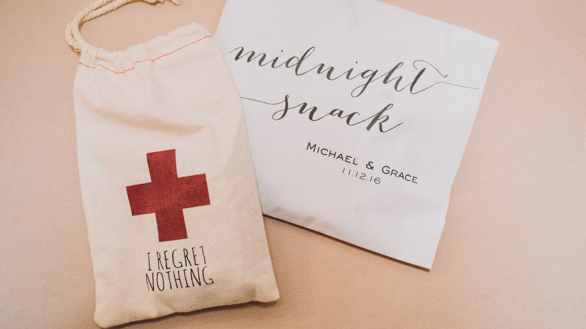 Recovery Kits Are the Latest Guest-Approved Wedding Trend   Martha ...