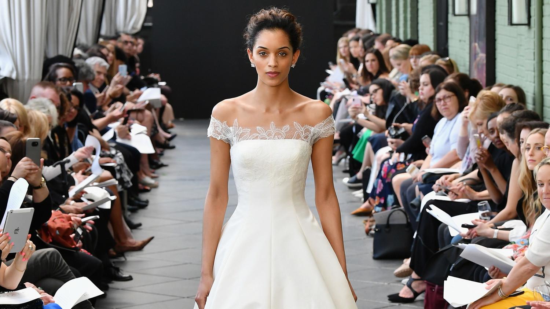 Amsale Spring 2019 Wedding Dress Collection