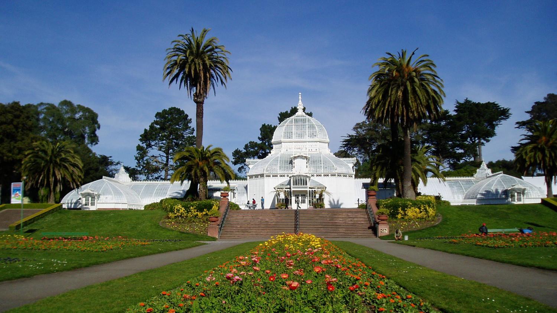 San Francisco Botanical Garden Wedding San Francisco Botanical Garden Wedding Robert Uc