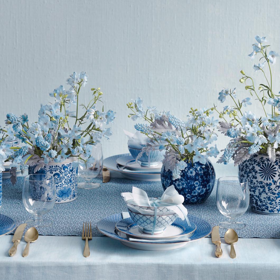 14 Blue Color Palette Ideas for Your Big Day | Martha Stewart Weddings