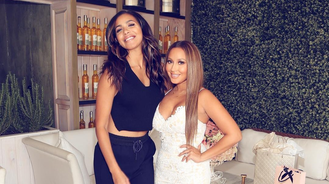 Adrienne Bailon Celebrates Her Wedding Shower With the Most
