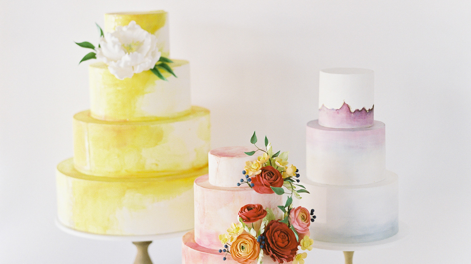 wedding cakes ideas trends fall inspired wedding cakes from one of new york city s 24537