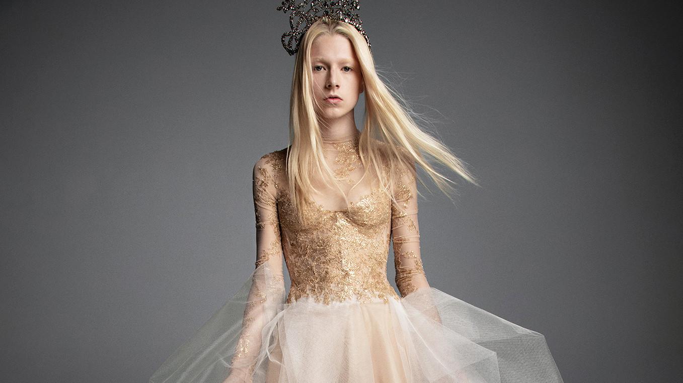 Vera Wang Fall 2019 Wedding Dress Collection