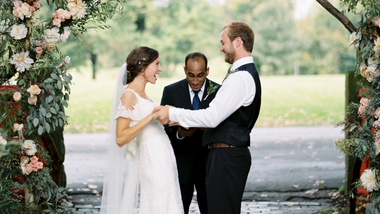 Everything You Need To Know About Asking A Friend Officiate Your Wedding