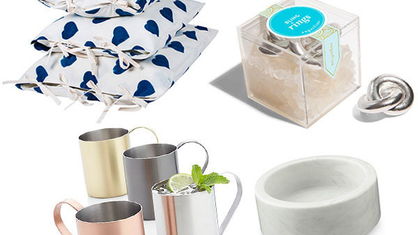 Martha Stewart Wedding Gift Ideas: Engagement Gifts That Are $50 And Under