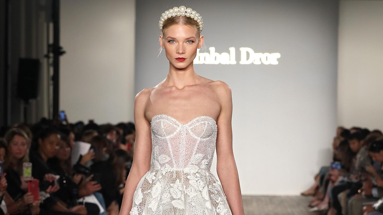 Inbal Dror Fall 2019 Wedding Dress Collection