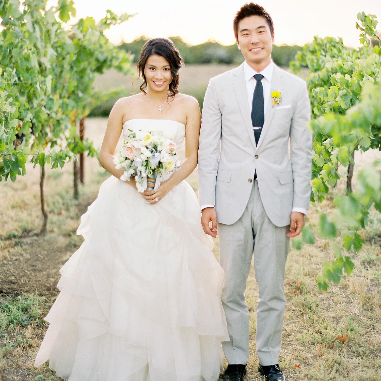 A Whimsical Outdoor Wedding in Oregon | Martha Stewart Weddings