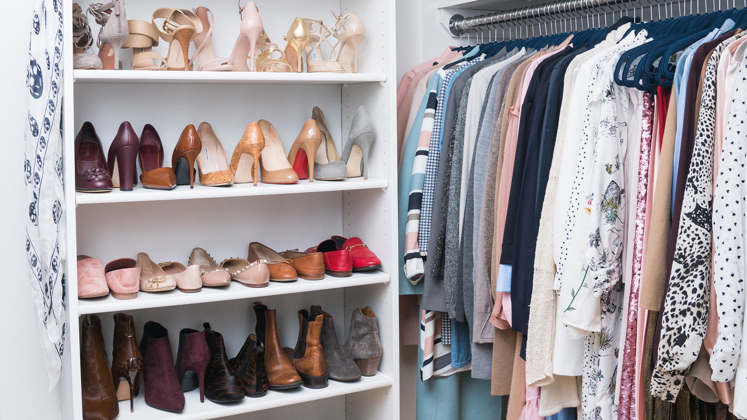 How to Combine Closets With Your