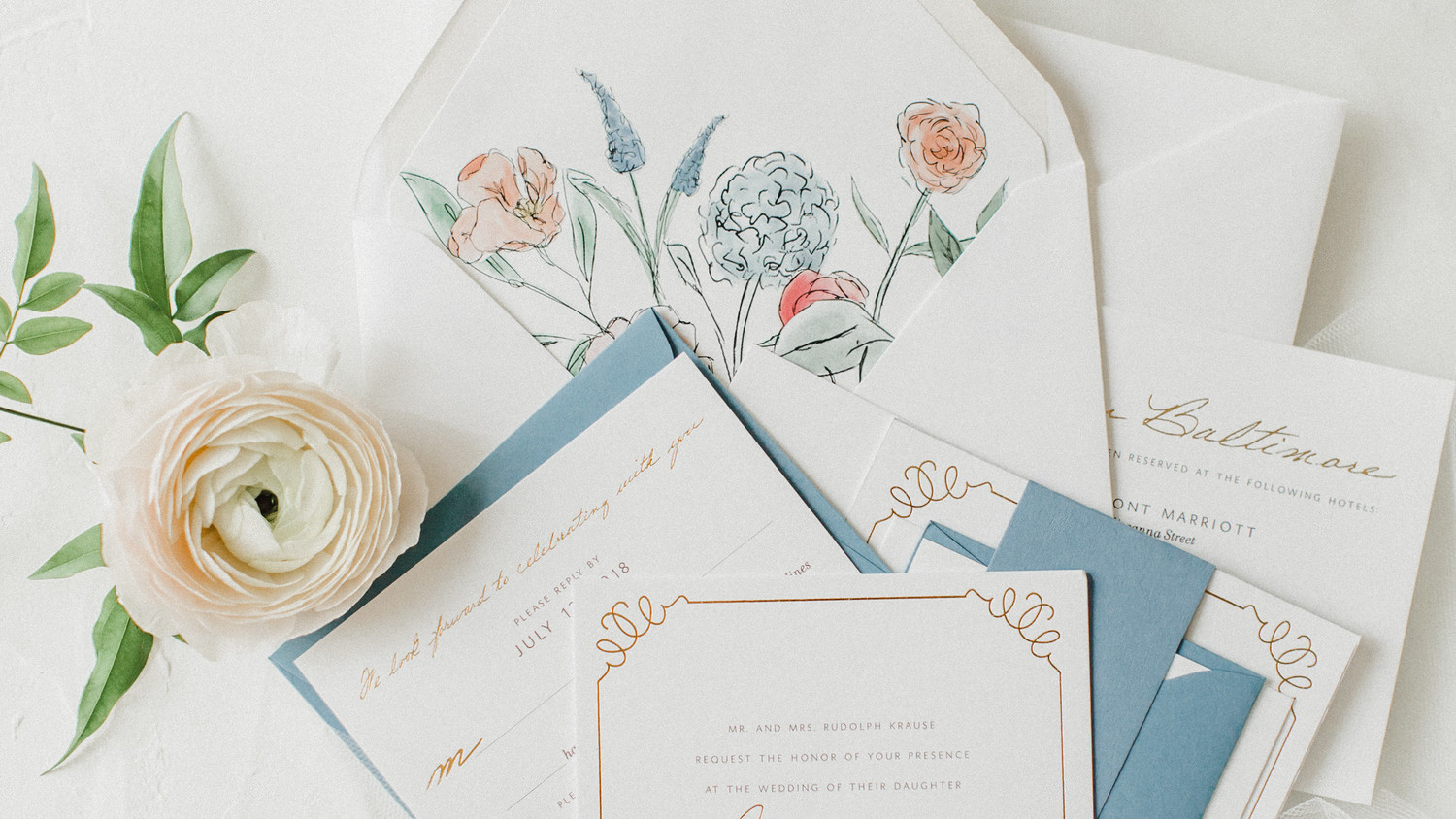 Martha Stewart Wedding Invitation: How Much Time Should You Really Allot For Stuffing Your Own Wedding Invitations?
