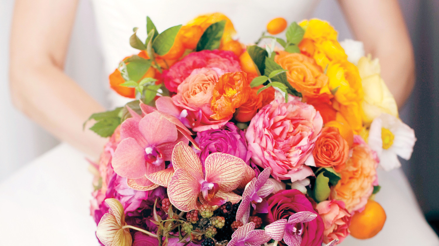 Flowers to Use and to Avoid for a Summer Wedding | Martha Stewart ...