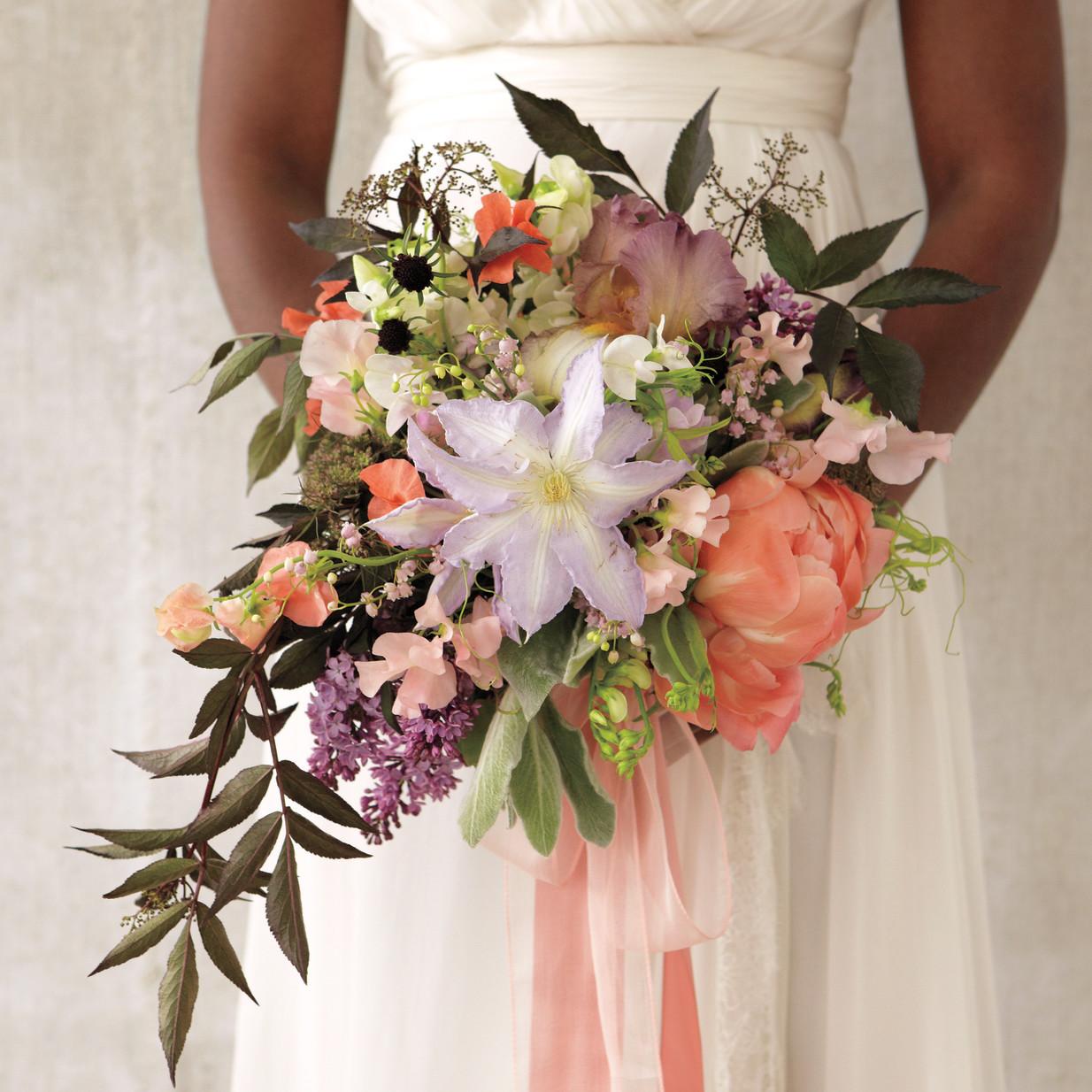 Hydrangea Wedding Flower Arrangements Martha Stewart Weddings