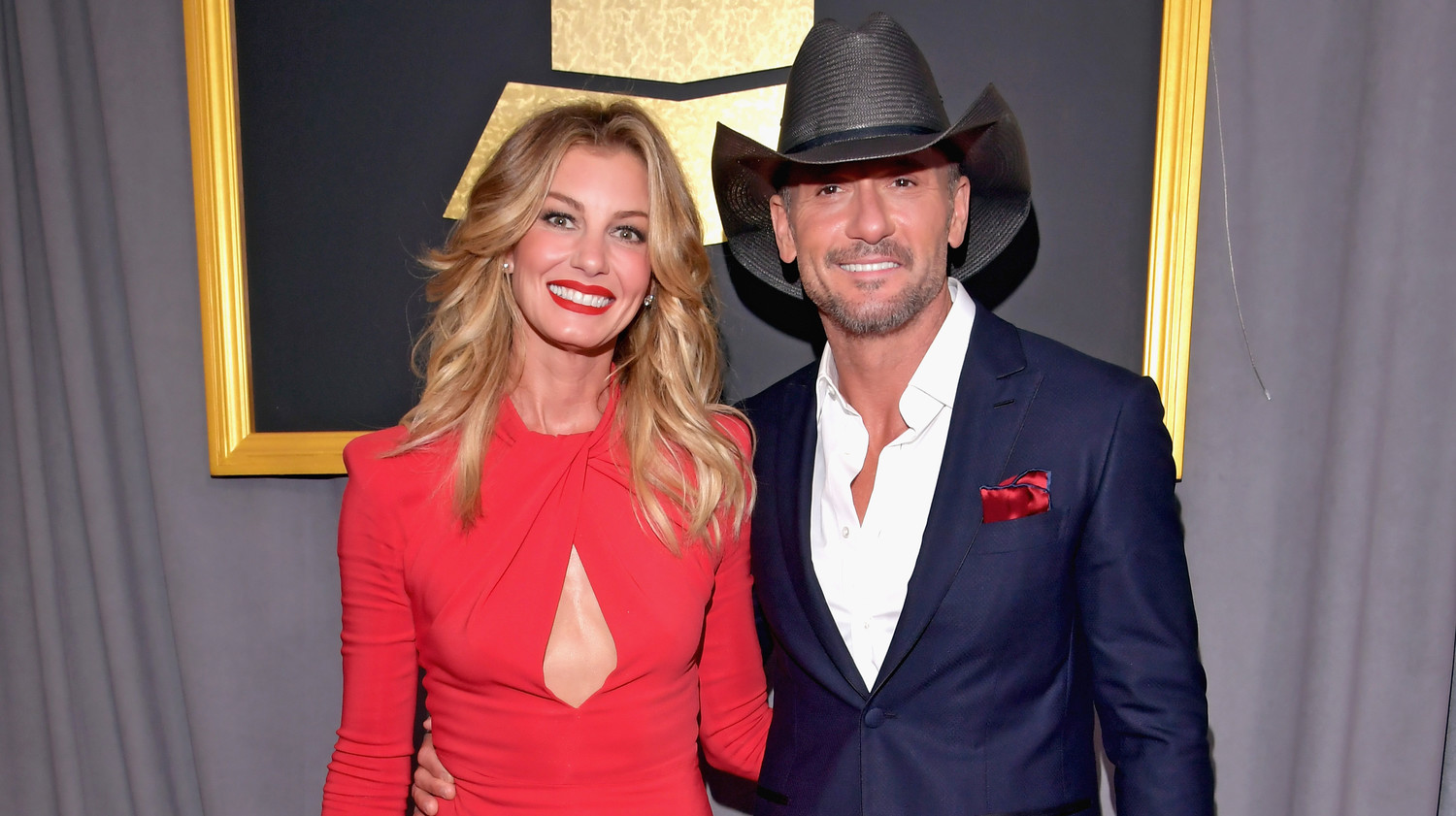 Tim McGraw And Faith Hill Are Recording Their First Album