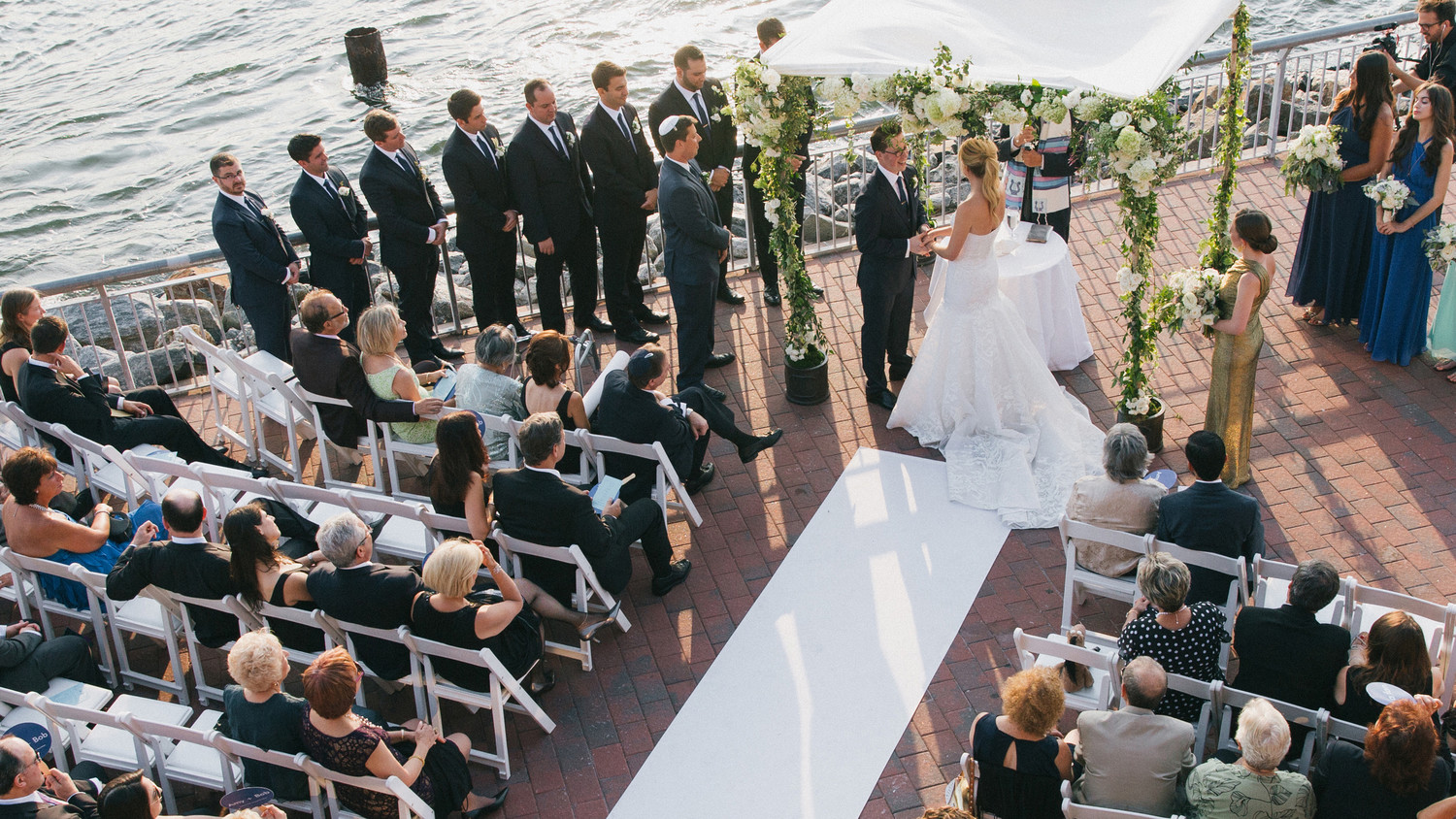 A basic wedding ceremony outline for planning the order of for How to take wedding photos
