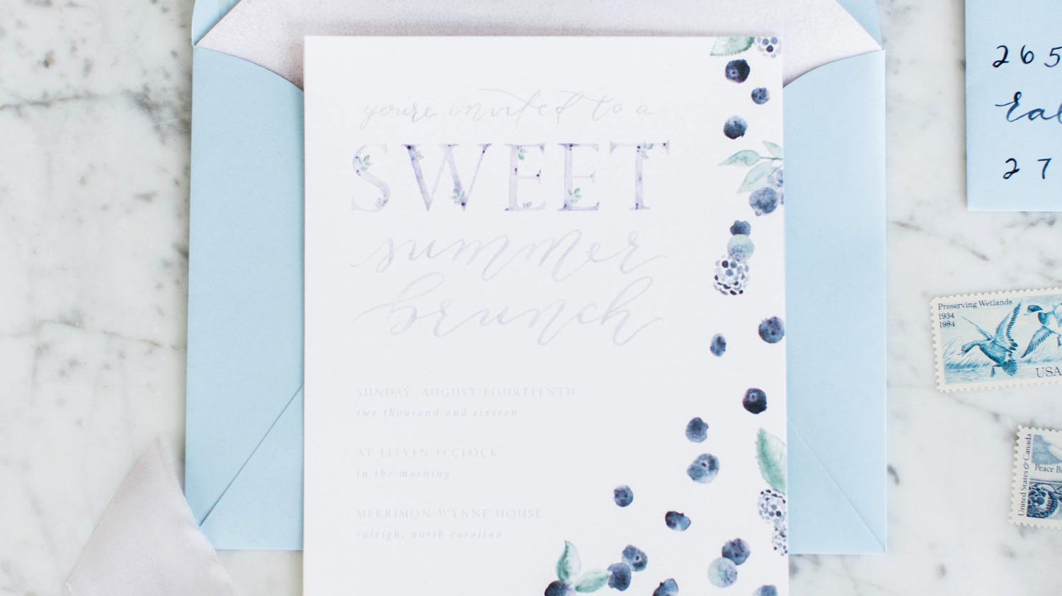 12ae2438b036 How to Word Your Bridal Shower Invitations
