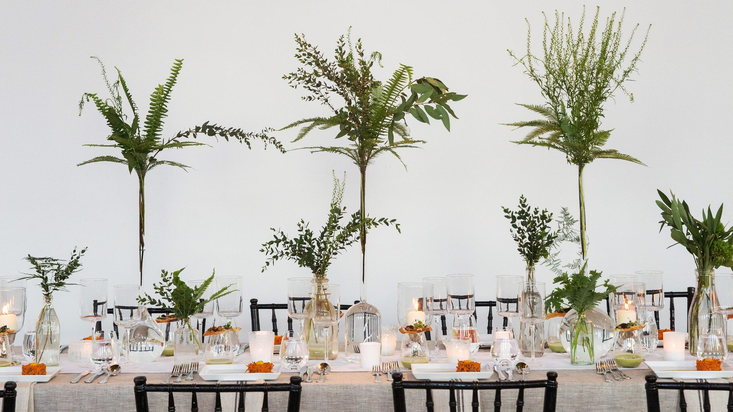 How to Plan a Wedding with Absolutely No Flowers | Martha Stewart ...