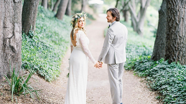 An Eclectic, Outdoor Wedding in the Escondido Mountains | Martha ...