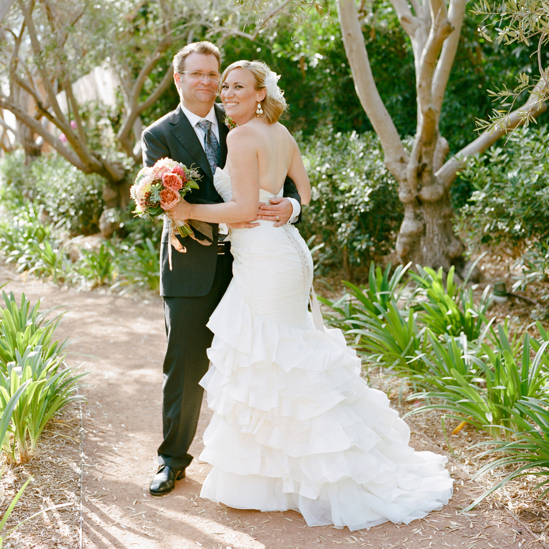 Celebrity Wedding Etiquette: Liz And Allen's Mexico-Inspired California Wedding