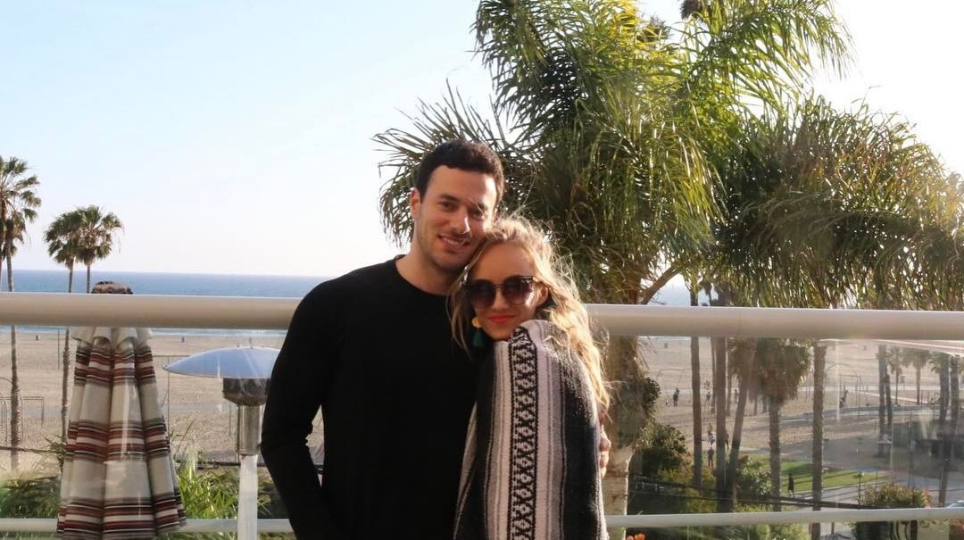 Matthew lombardi dating nastia liukin