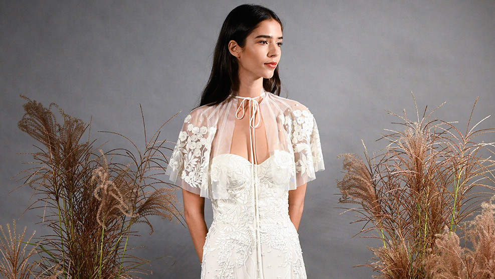 Hermione De Paula Fall 2019 Wedding Dress Collection