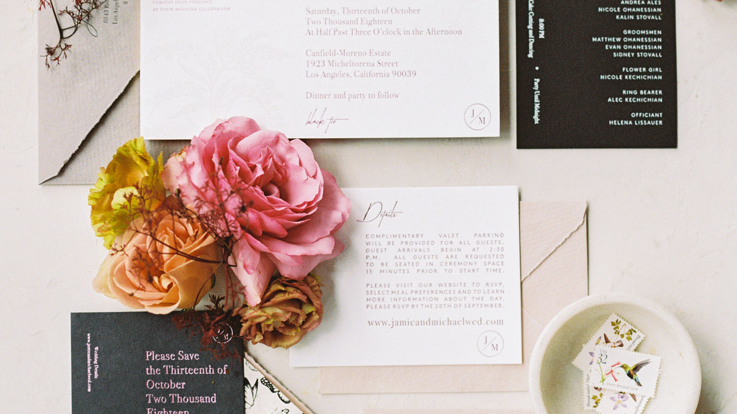 Martha Stewart Wedding Invitation: How To Choose The Right Font For Your Wedding Invitations