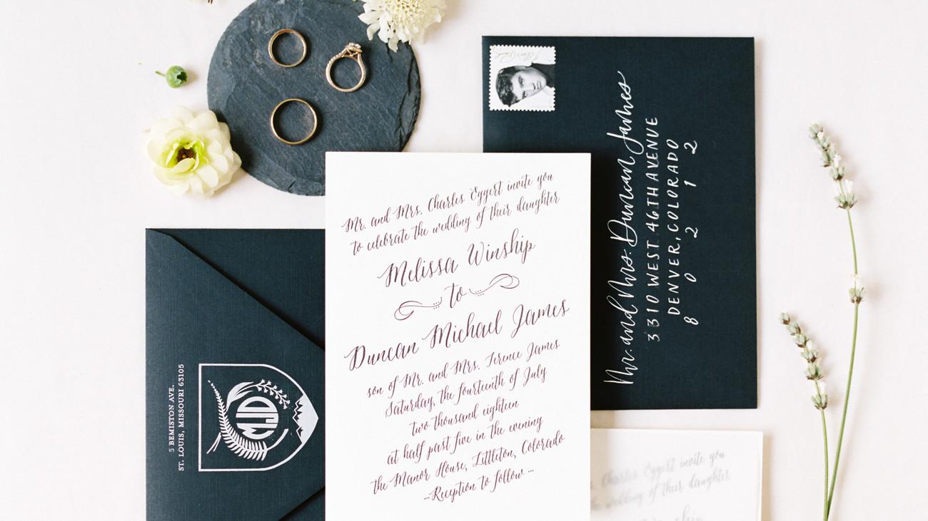 Martha Stewart Wedding Invitation: The Best Ways To Customize Your Wedding Invitations