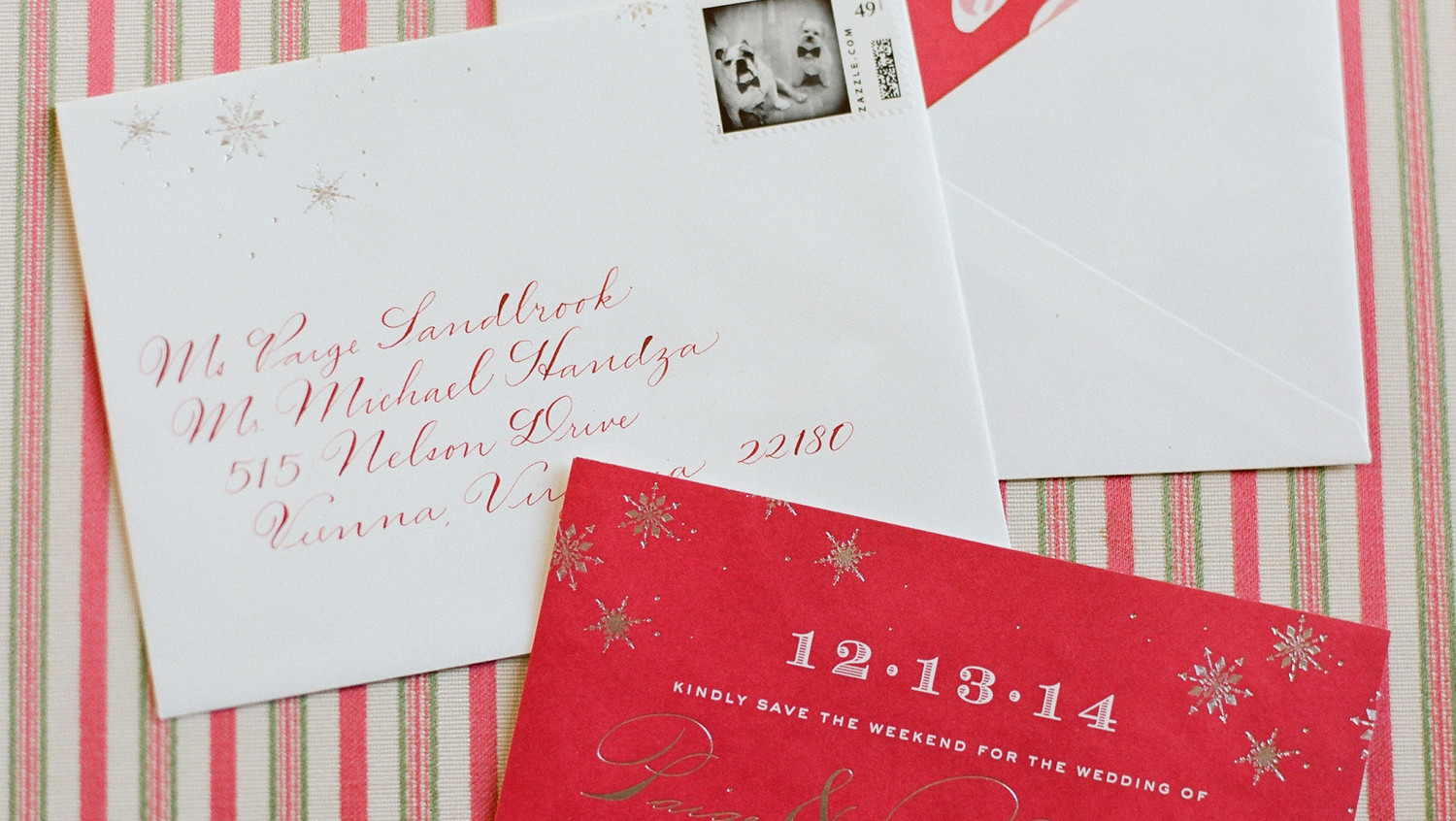 Who Should You Send a Save-the-Date? | Martha Stewart Weddings