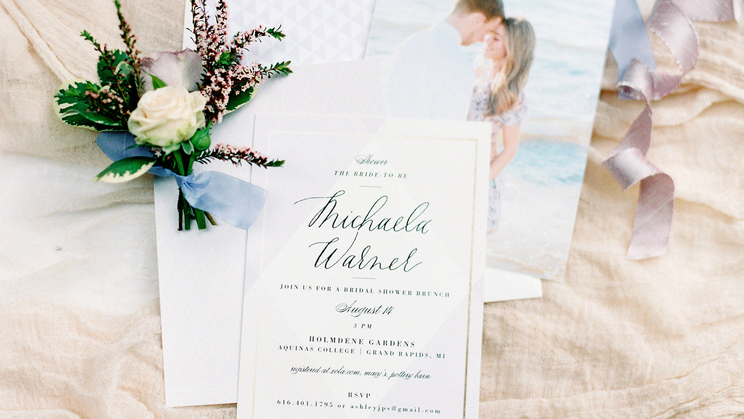 bridal shower invitations we absolutely love martha stewart weddings