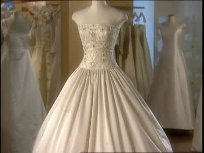 Video Final Fitting On Lara Spencer S Wedding Dress