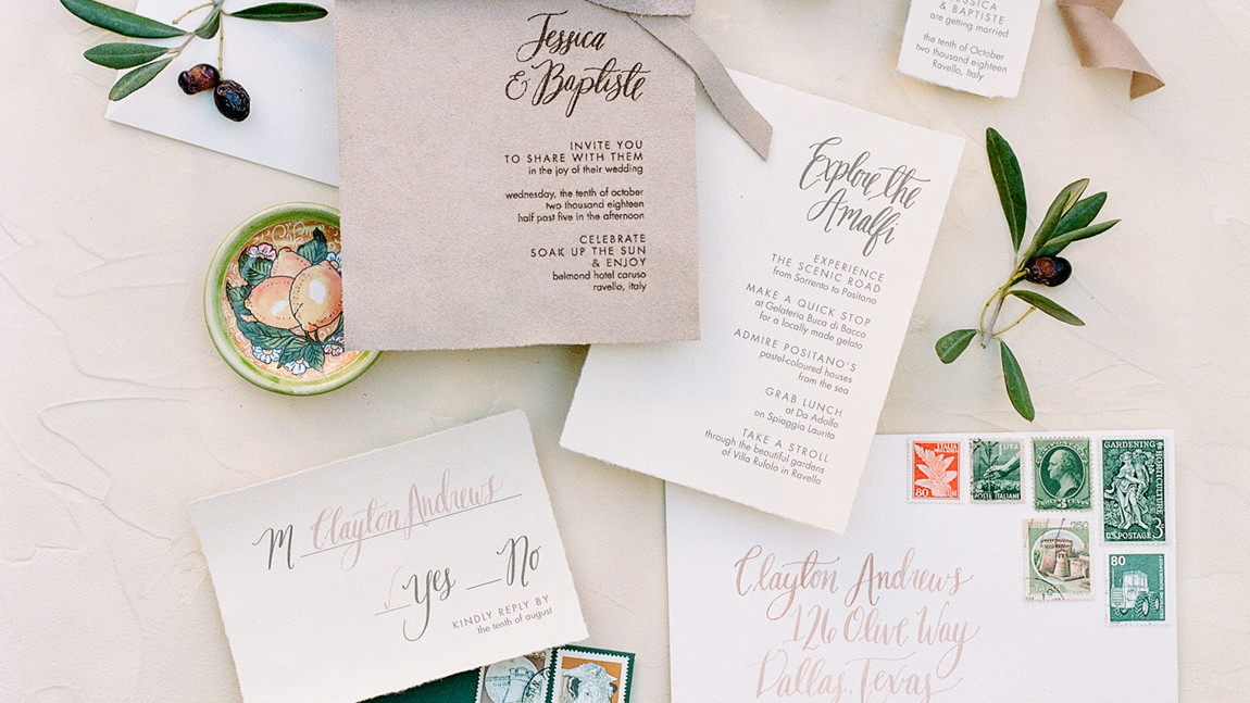 Martha Stewart Wedding Invitation: How Does The New Price Of Postage Impact The Cost Of