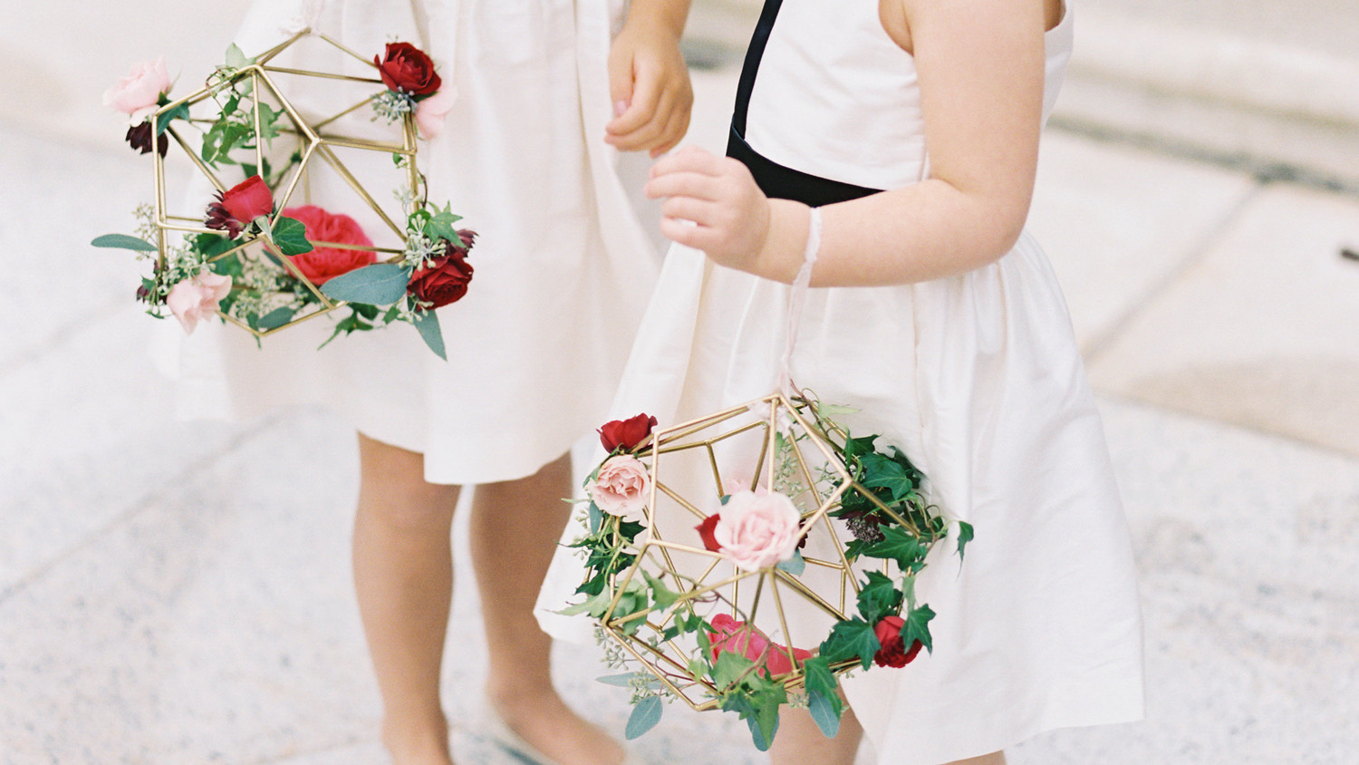 b868d5db83 The Best Flower Girl Baskets from Real Weddings