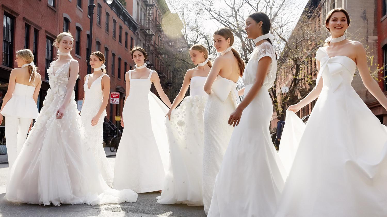 Lela Rose Spring 2019 Wedding Dress Collection