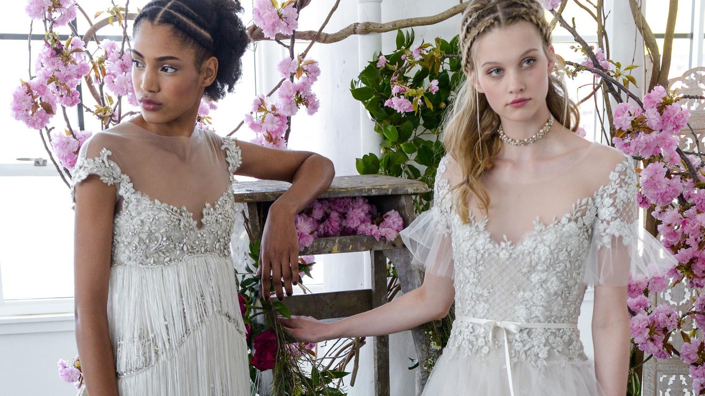 Marchesa Notte Spring 2018 Wedding Dress Collection