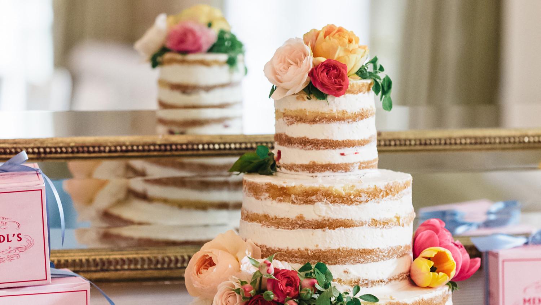 44 Naked Cakes for Your Wedding | Martha Stewart Weddings