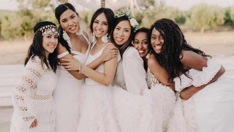 20 Best-Dressed Bridal Parties From Real Weddings