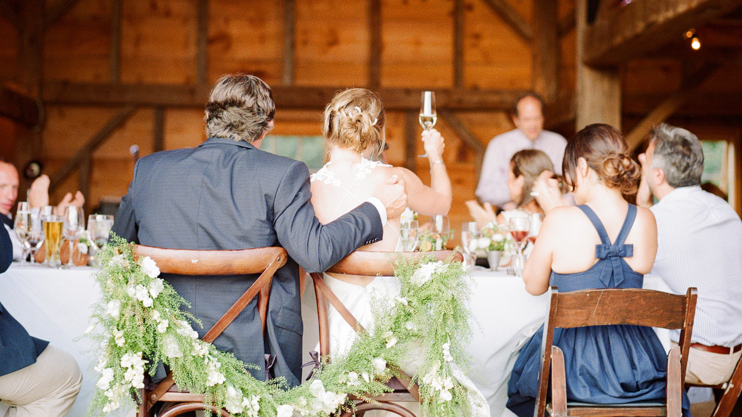 Everything You Should Say In Your Wedding Toast Martha
