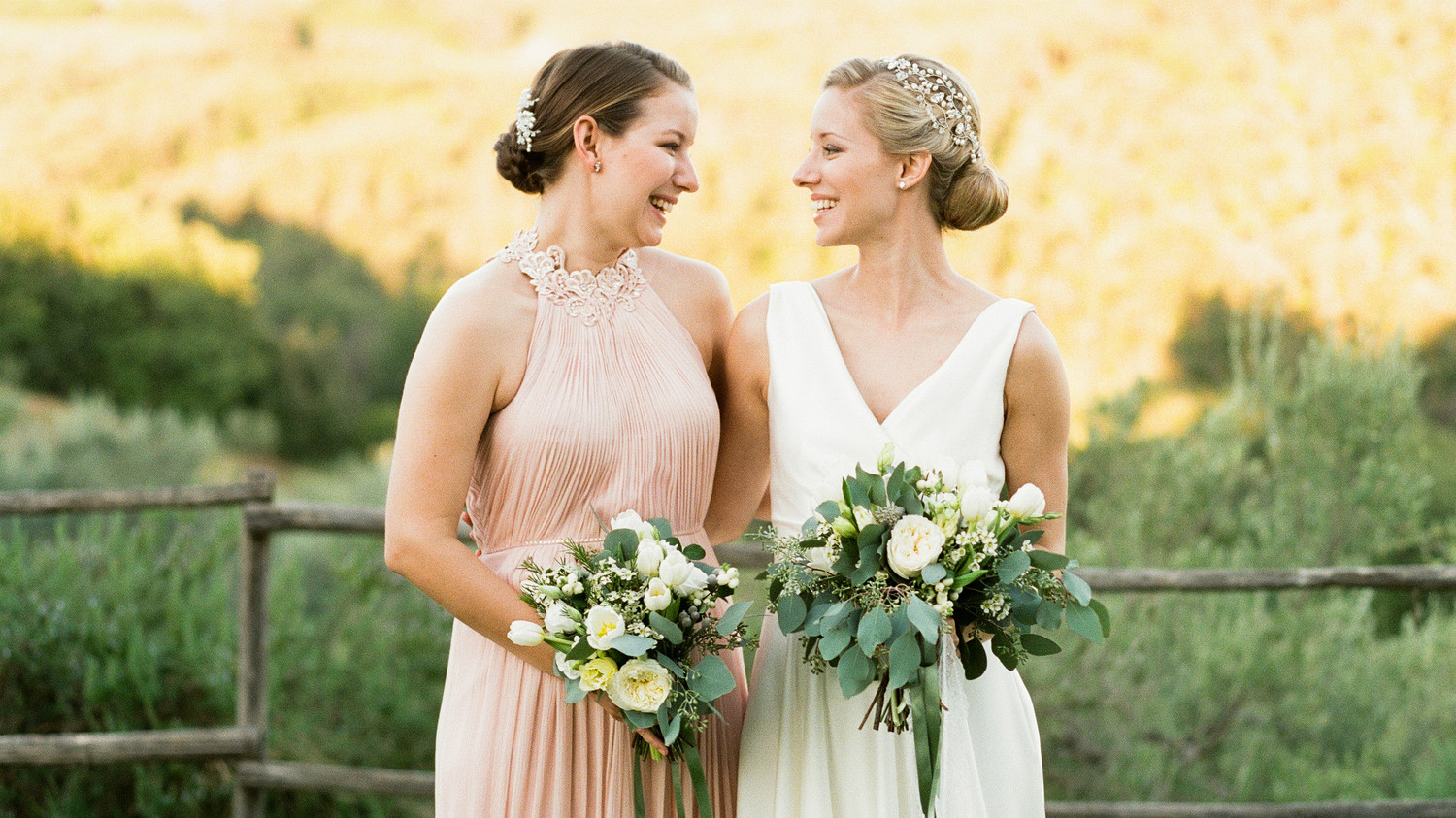 Special Ways to Help Your Maid of Honor Stand Out | Martha Stewart ...