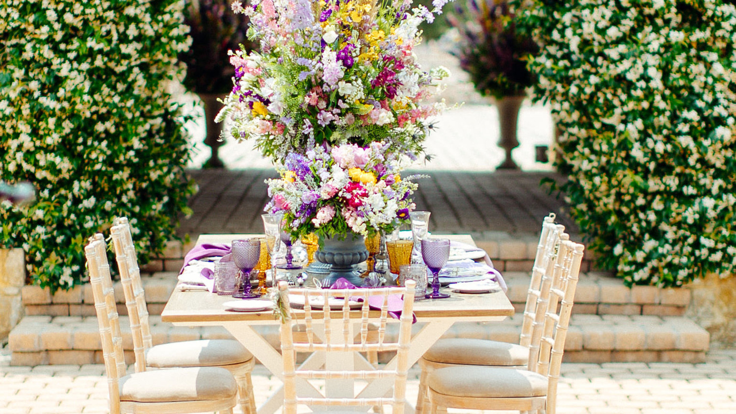 Summer-Inspired Wedding Flowers for Every Part of Your Big Day ...