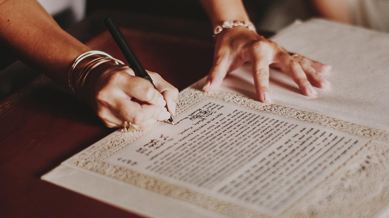 Wedding checklists timeline martha stewart weddings your ultimate name change checklist junglespirit Images