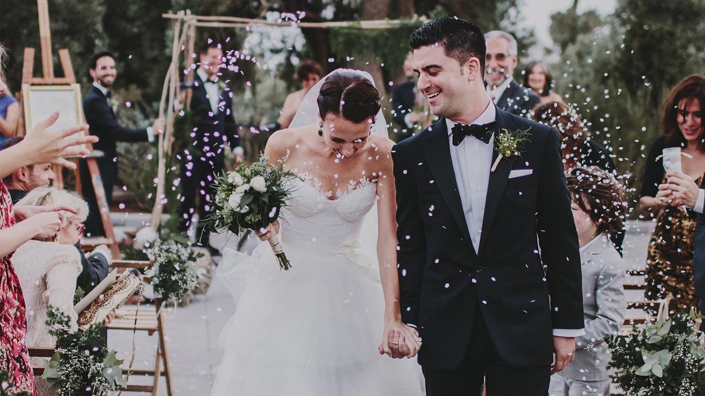 An Amazing Spanish American Wedding In The Canary Islands Martha Weddings