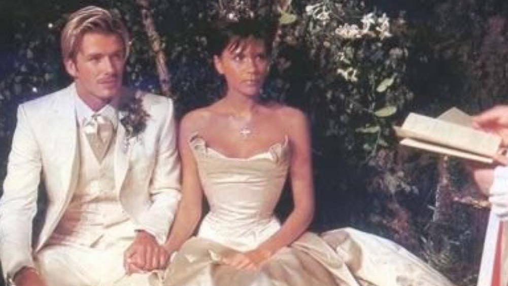 Victoria and David Beckham Celebrated 17 Years of Marriage in the ...