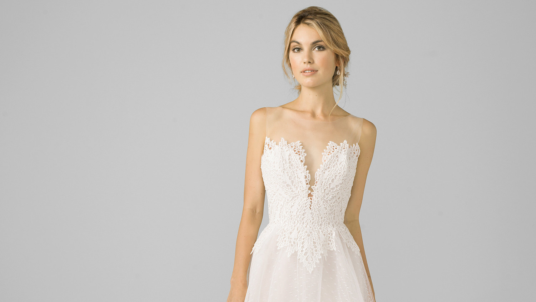 d77a61a7f2c Azul by Liancarlo Fall 2018 Wedding Dress Collection