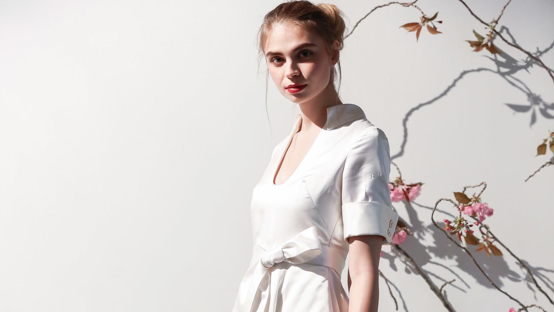 af8610e916 Mason Hosker Spring 2018 Wedding Dress Collection