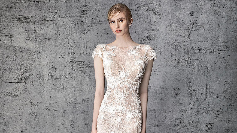 Victoria Kyriakides Spring 2019 Wedding Dress Collection