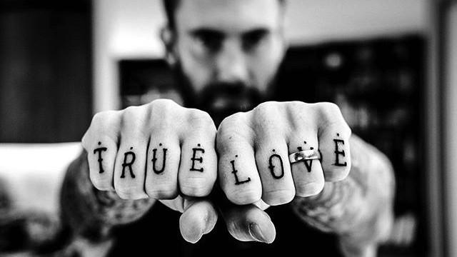78407ef7a Adam Levine Gets a Tattoo in Honor of Wife Behati Prinsloo | Martha Stewart  Weddings
