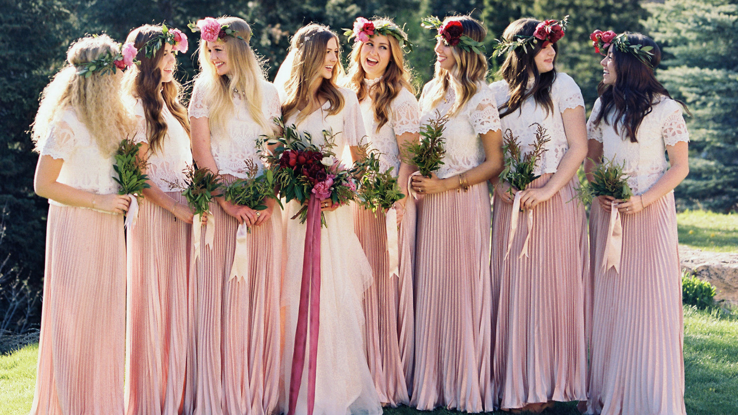 4 Conversations You Need to Have with Your Bridesmaids Way Before ...