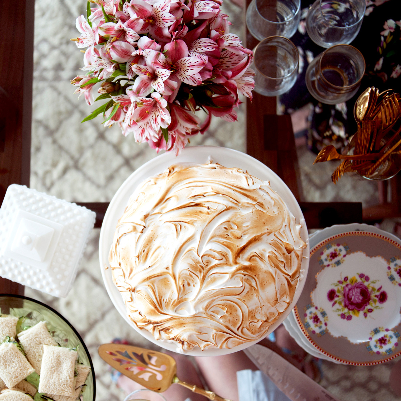 plan a vintage inspired bridal shower that is everything but old fashioned