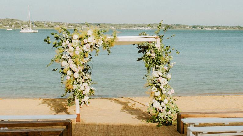 51 Beautiful Chuppahs From Jewish Weddings Martha Stewart Weddings