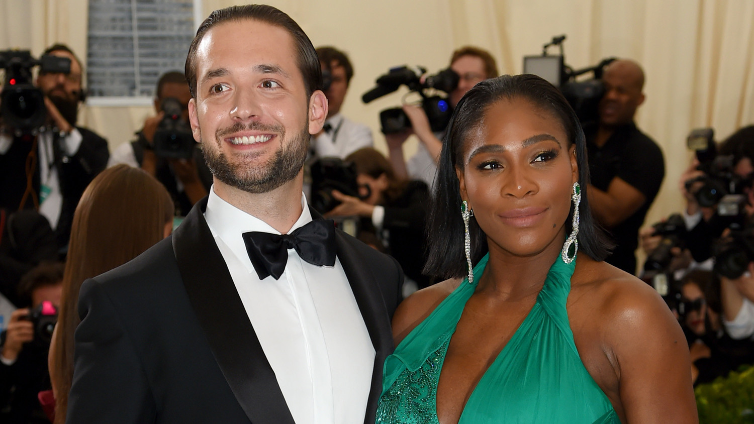 Are Serena Williams And Alexis Ohanian Getting Married