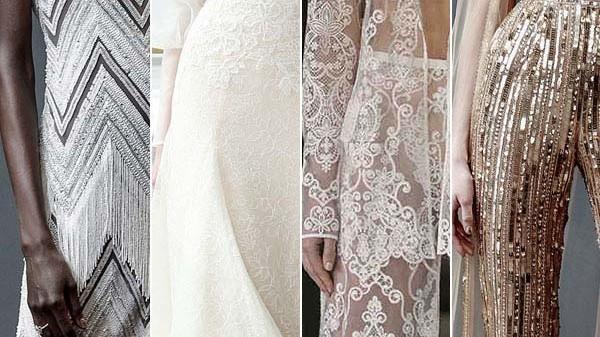 Wedding Dress Trends From Spring 2019 Bridal Fashion Week